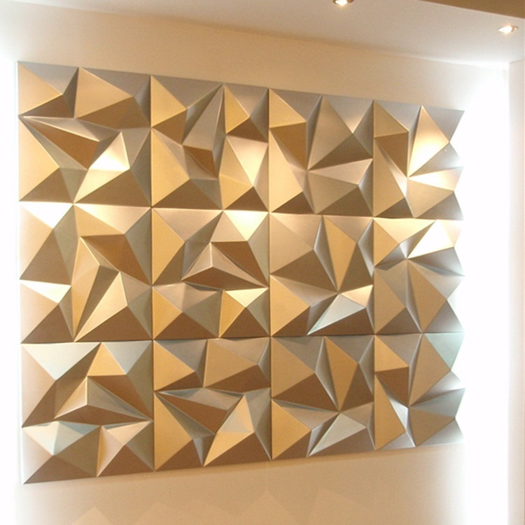 3D Wall Panel Foam Wall Covering Self Adhesive