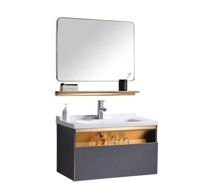 CBM hot sell High Quality bathroom vanity modern furniture cabinet