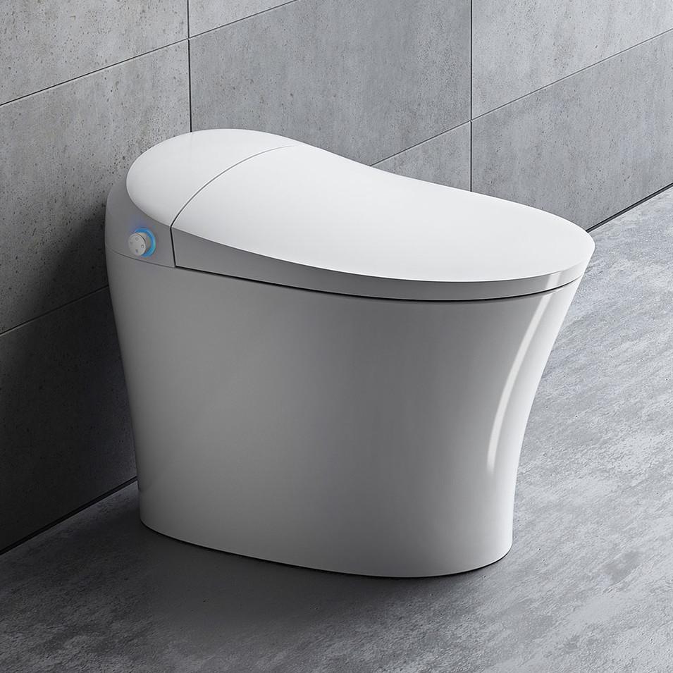China  CUPC Manufacturer Smart Bidet Adjustable Temp Heated Seat Toilet